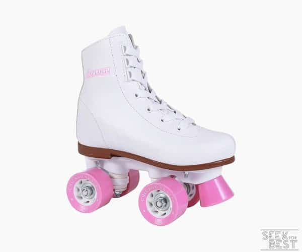 #4 Chicago Girl's Rink Skates