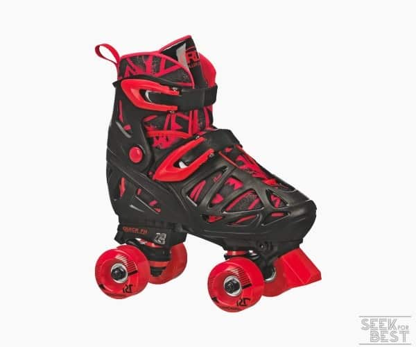 #5 Roller Derby Boy's Trac Star Adjustable Roller Skate