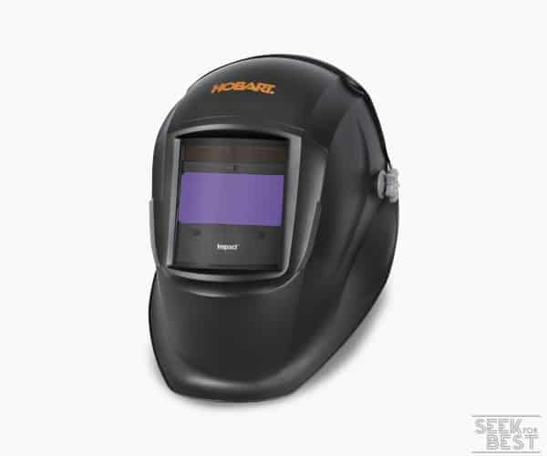 Hobart 770756 impact Variable Auto-Darkening Helmet