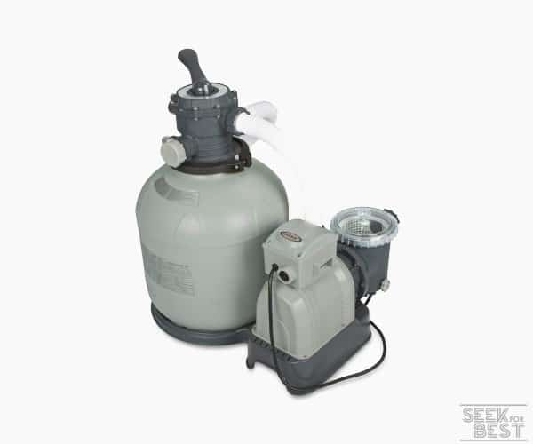 1. Intex Sand Filter Pump for Above-Ground Pools
