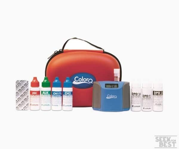 1. LaMotte ColorQ Pro 7 Digital Pool Water Test Kits