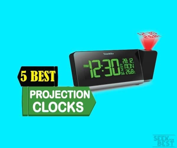 5 Best Projection Clocks