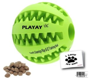 13. Playay IQ Treat Ball
