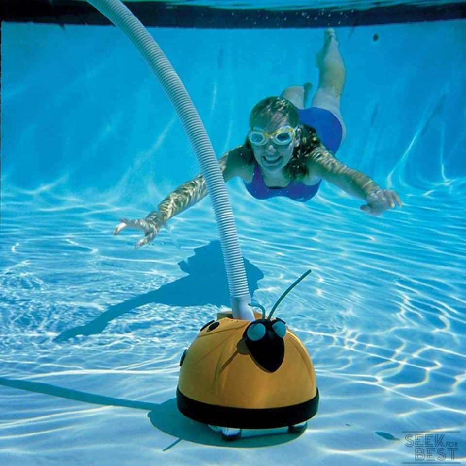 13. Hayward Aqua Critter - The Cutest Auto Pool Cleaner