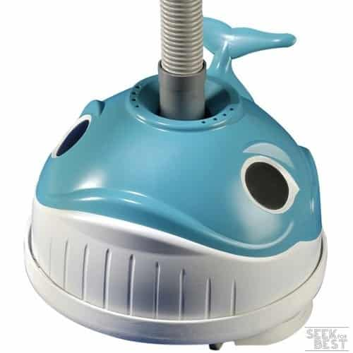14. Hayward 900 Wanda - Best Pool Cleaner for Kids (And your wallet)