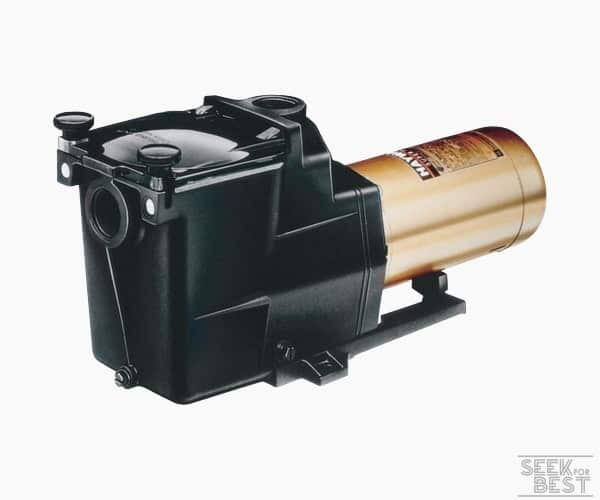 2. Hayward Super Pool Pump