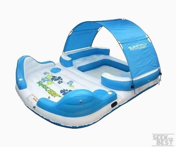 2. Sun Pleasure Inflatable Floating Island Review