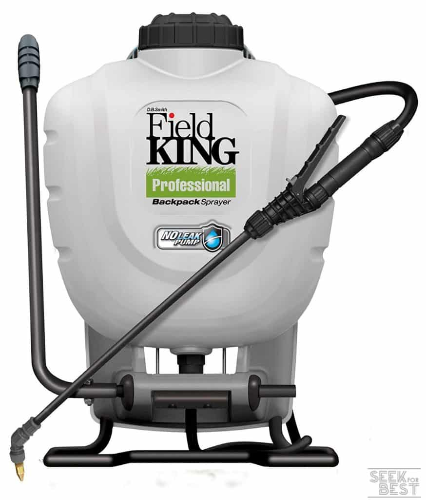 2. Field King Professional Pump - Amazon's Choice
