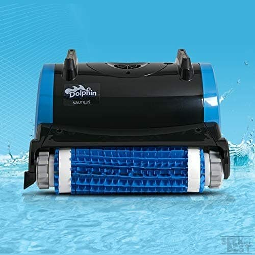 2. Dolphin Nautilus - Most Popular Robotic Pool Cleaner