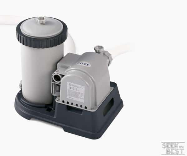 3. Intex Cartridge Filter Pump