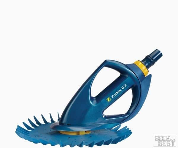 6. Zodiac BARRACUDA Suction Side Automatic Pool Cleaner