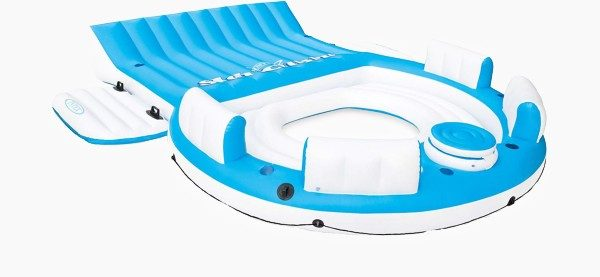 3. Intex Relaxation IslandLounge Raft Review