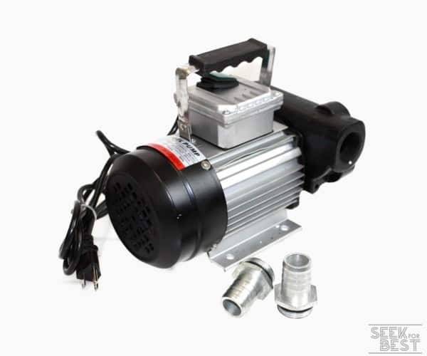 3. Self Prime Oil Transfer Pump Review