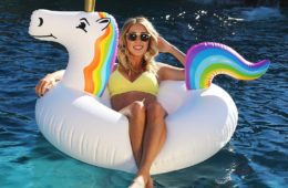 5. GoFloats Unicorn Pool Float Review