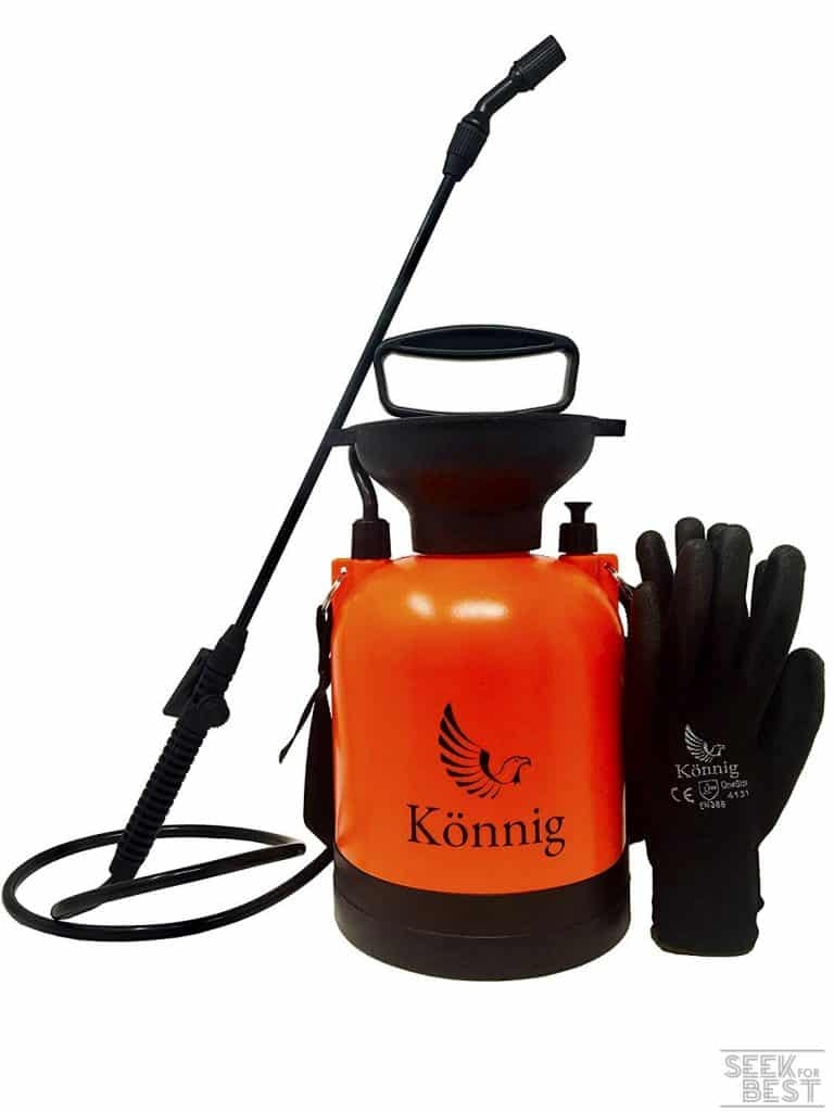 4. Könnig Lawn and Garden Sprayer