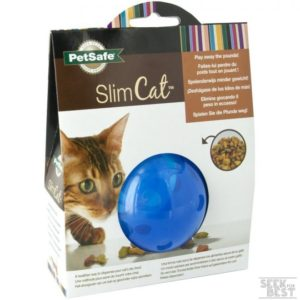 4. PetSafe SlimCat Interactive Treat Dispenser