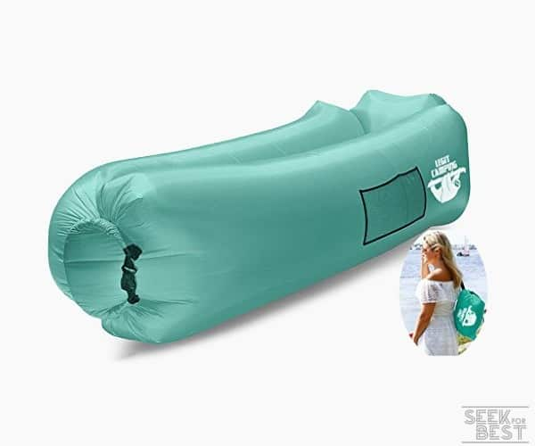 5. Legit Camping Inflatable Lounger