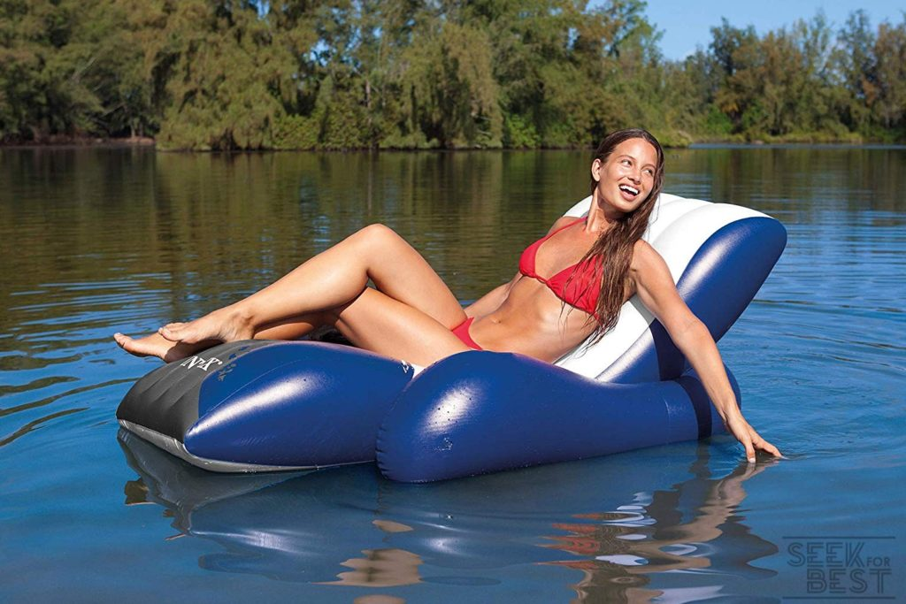 2. Intex Floating Recliner Lounge Review