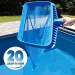 #7 SwimPur Large Pool Net Skimmer