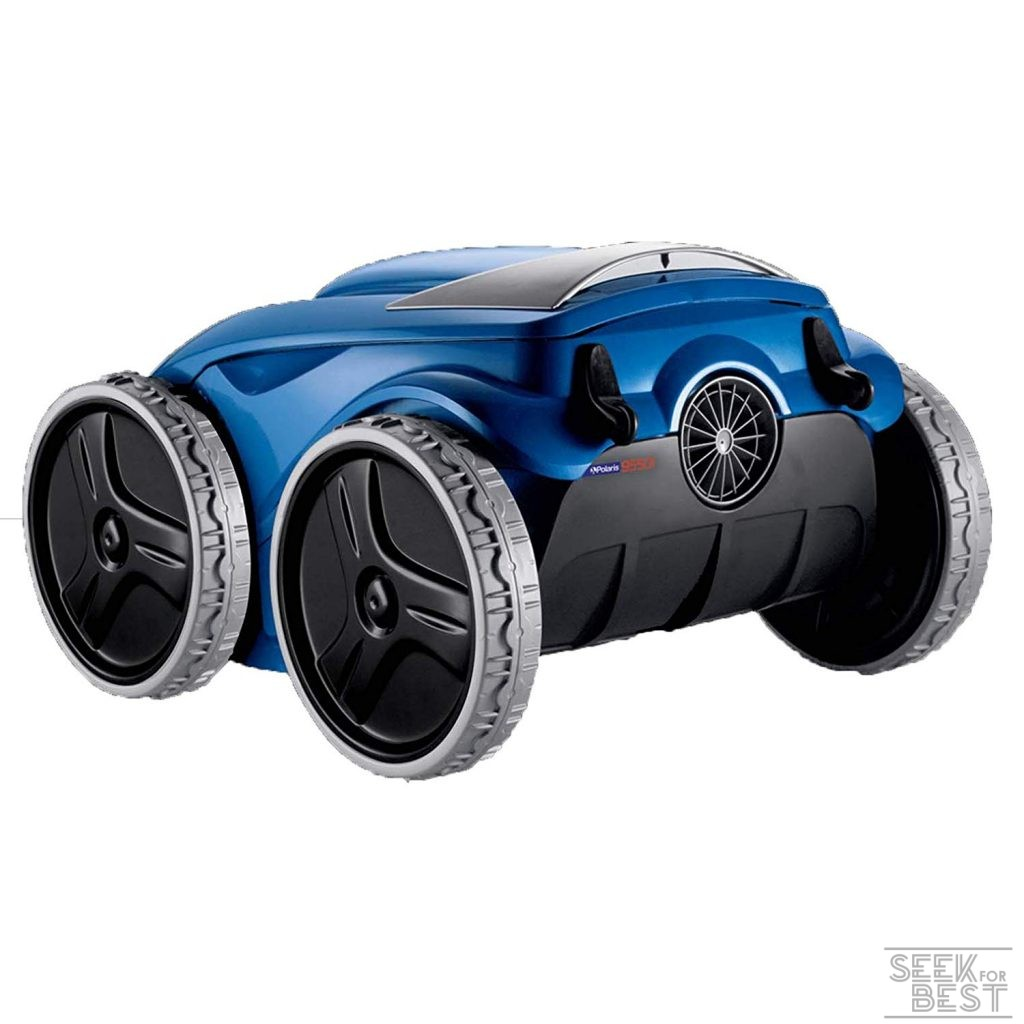 7. Polaris F9550 Sport - Excellent Robotic Pool Cleaner