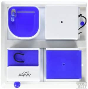 7. Trixie 5-in-1 Activity Center