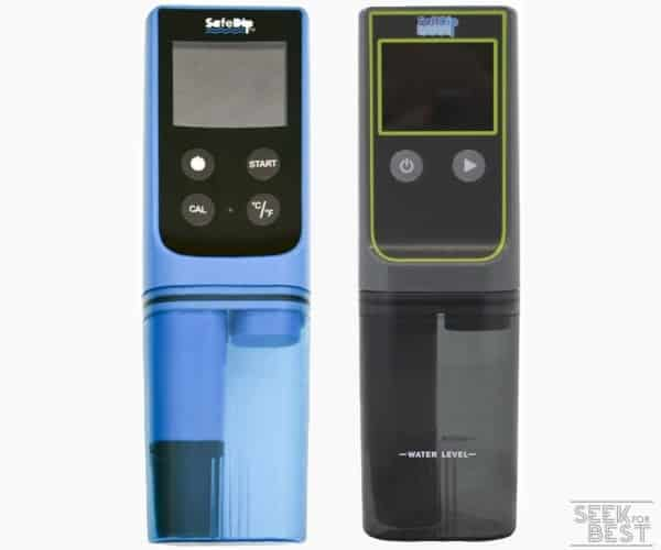 8. Pool and Spa Water Tester from Blue Wave