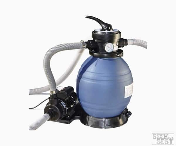 9. Sand Master Soft Sided Sand Filter System