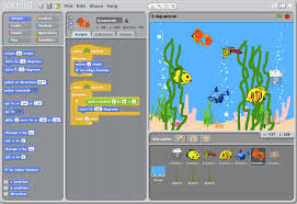 SCRATCH coding language for kids and young child