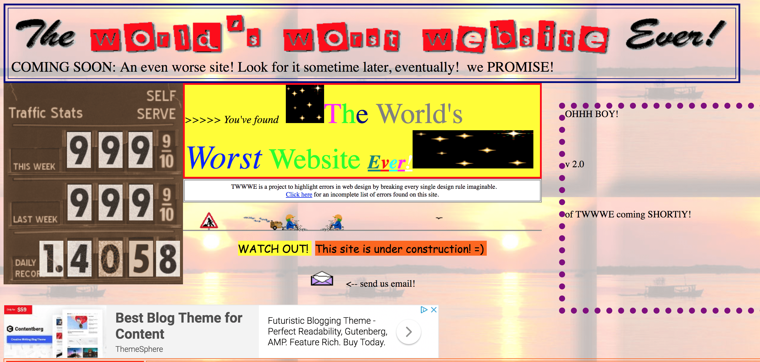 Top 30 most pointless websites to waste time
