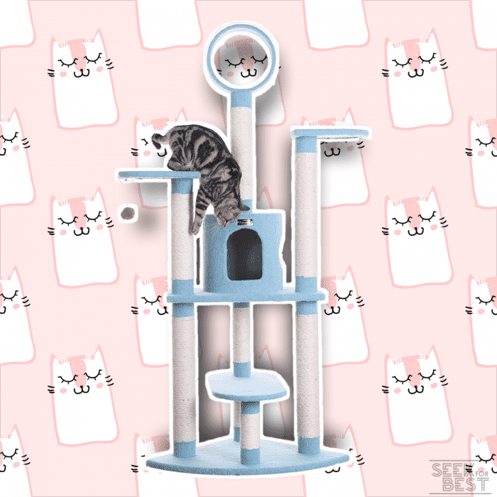 Aeromark International Armakat Cat Tree
