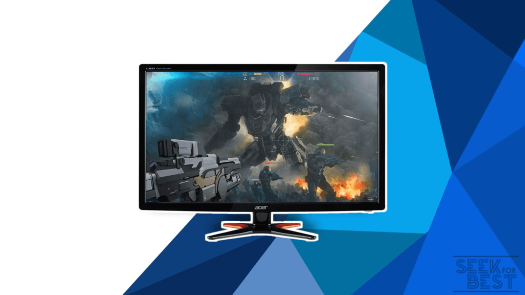 Acer GN246HL Bbid 24-Inch 3D 144hz Display