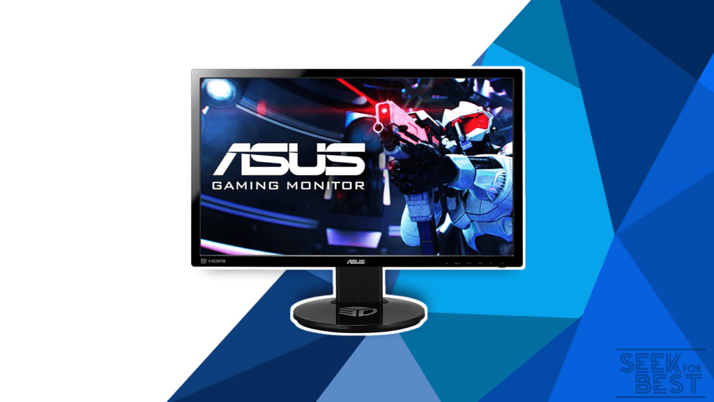 Asus VG248QE 24″ 144hz Monitor