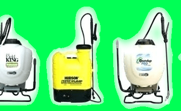 Top 5 Best Garden (Weed Killer) Sprayers