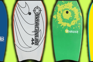 5 Best Bodyboards