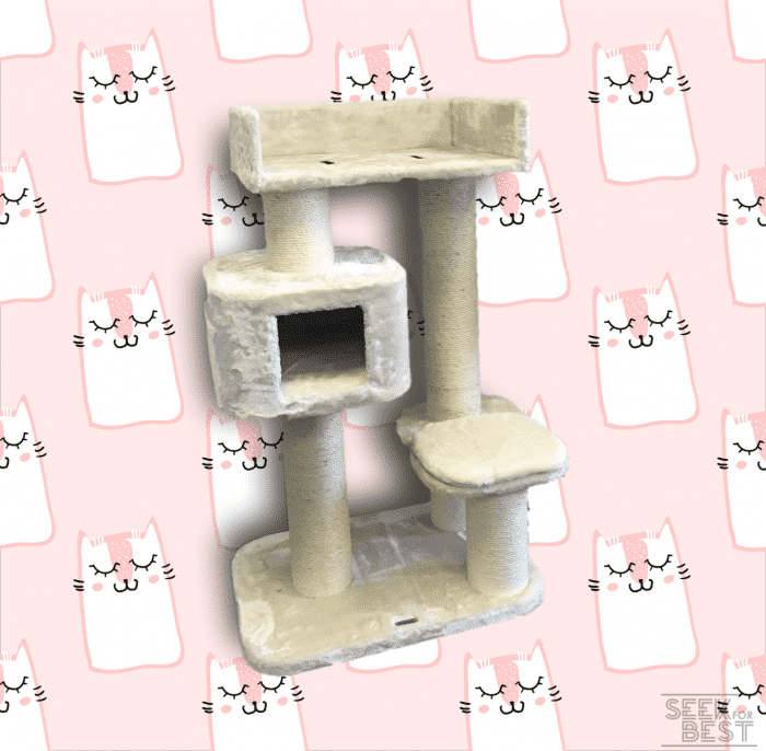 RHR Quality Cat Tree for Large Cats