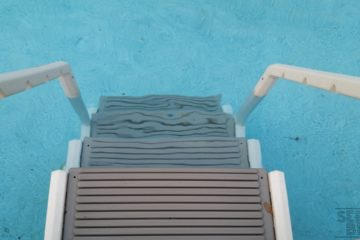 Best Above Ground Pool Ladders