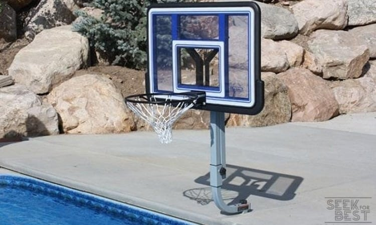 7 Best Pool Basketball Hoops of 2019 – SEEK BEST