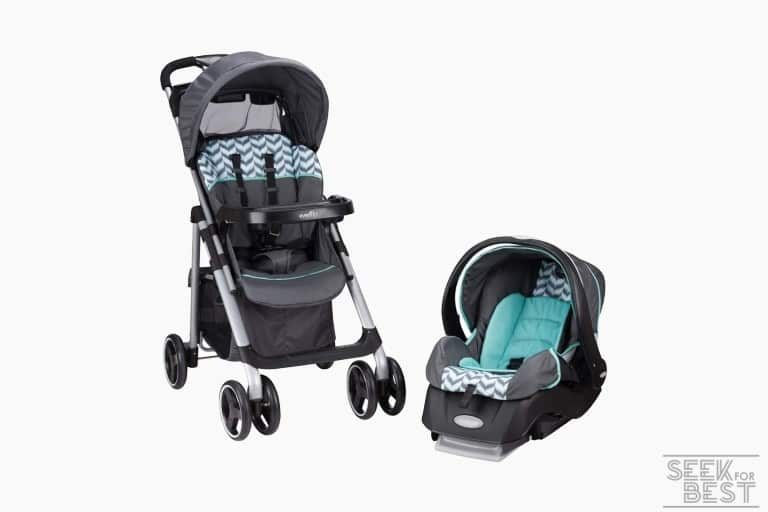 Evenflo Vive Baby Travel System Review