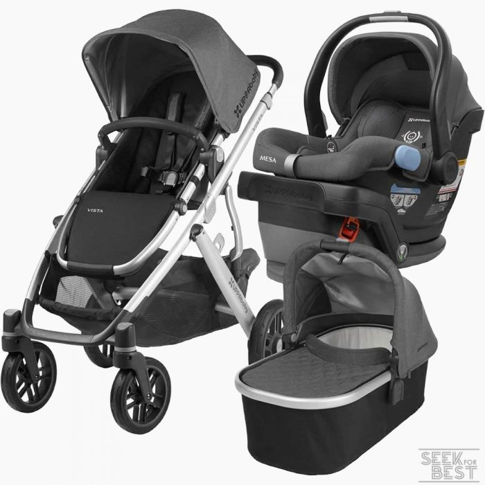 UPPA Baby Vista Stroller Review