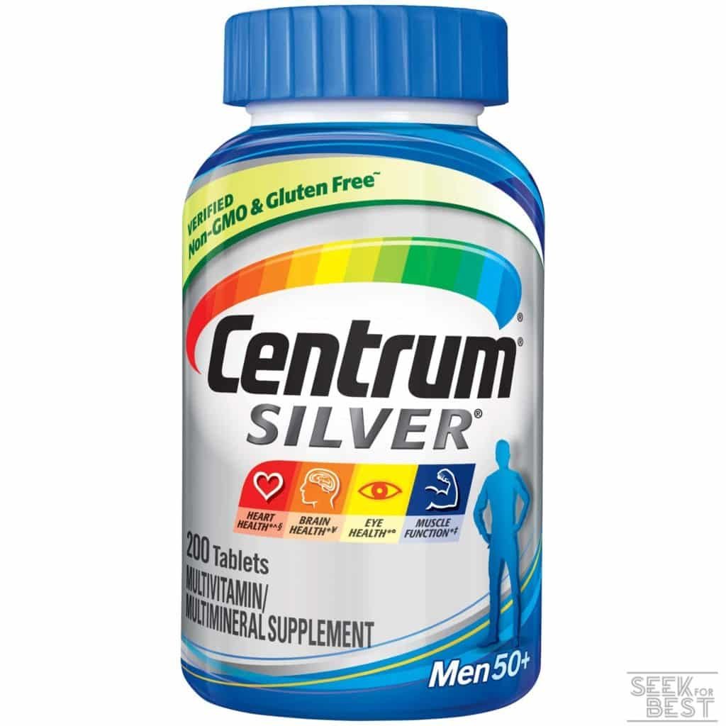 Centrum Silver 50+ Review