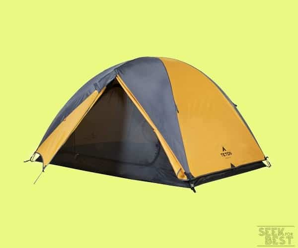 1. Teton Sports Mountain Ultra Tent 2