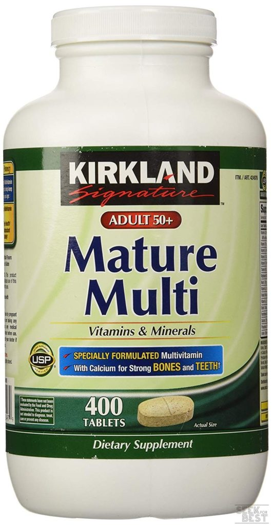 Kirkland Signature for Adults