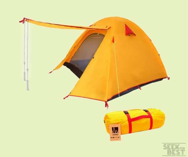 2. Weanas Professional Backpacking Waterproof Tent