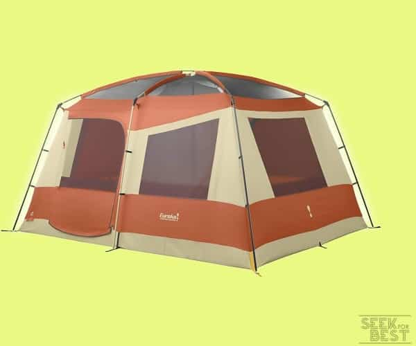 2. Eureka Copper Canyon Tent