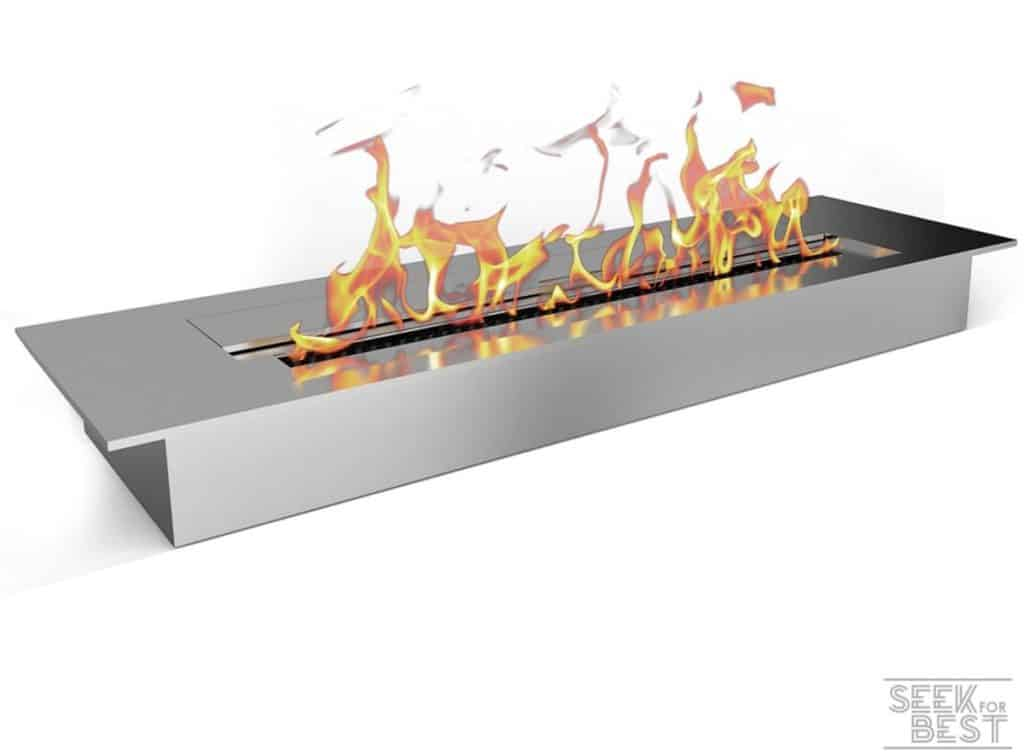 Regal Flame Elite Flame Ethanol Fireplace