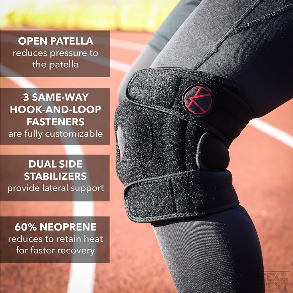 Karm Lifestyle Adjustable Knee Brace
