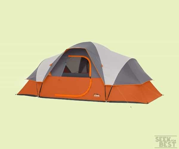 3. Core Extended Dome Tent