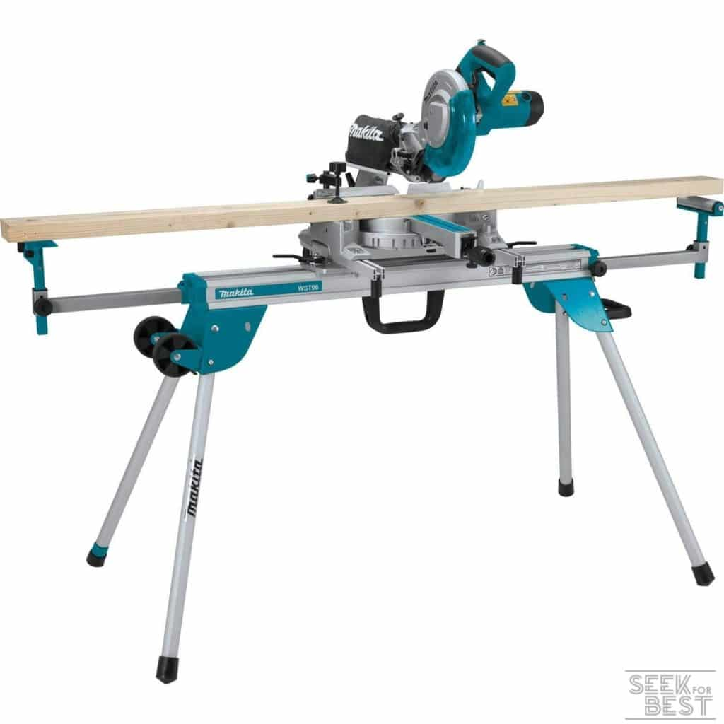4. Makita WST06 Folding Miter saw Stand