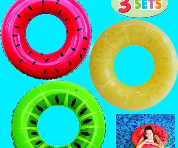 JOYIN Inflatable Swim Tube Raft