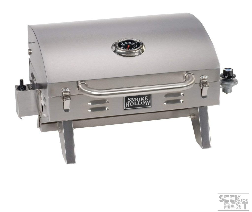 Smoke Hollow 205 Table Top Propane Gas Grill